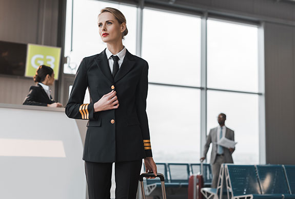 aviation uniform suppliers