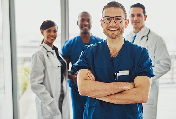healthcare uniform suppliers