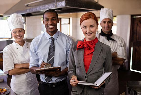 hospitality uniform suppliers